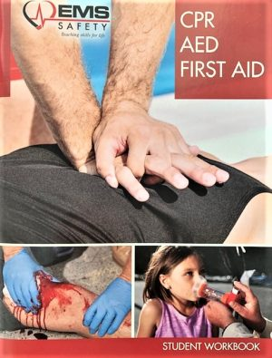 MOR Safety Services, Fairfield CA | CPR AED First Aid book